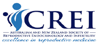 CREI Australian and New Zealand society of Reproductive Endocrinology and Infertility. excellence in reproductive medicine